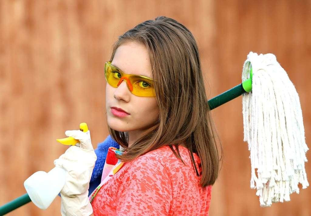 Nettoyage en vue